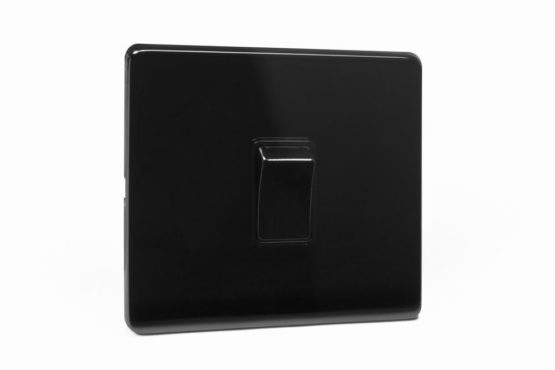 area-one-gang-wall-switch-polished-black-nickel-side-view