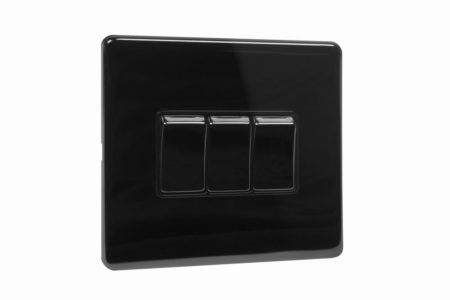 area-three-gang-wall-switch-polished-black-nickel-side-view