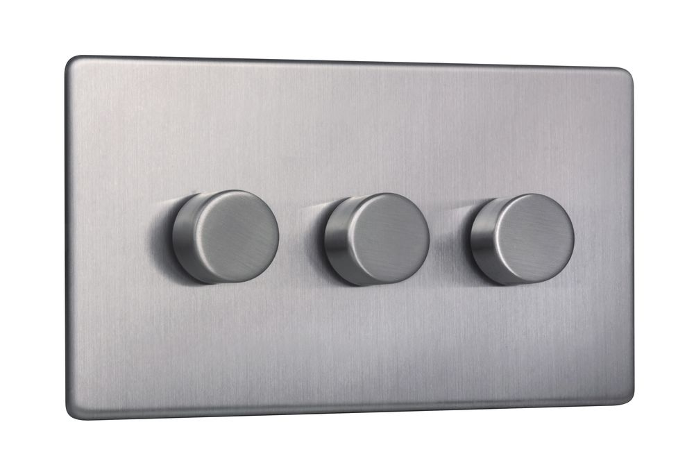 area-3-gang-dimmer-light-switch-brushed-chrome-side