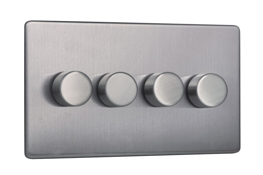 area-4-gang-dimmer-light-switch-brushed-chrome-side